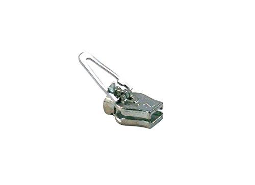 ZlideOn 3CB-2, silber, mit Öffnungshilfe