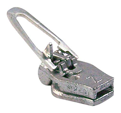 ZlideOn 4C-2, silber, mit Öffnungshilfe